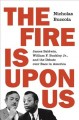 Go to record The fire is upon us : James Baldwin, William F. Buckley Jr...