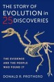 Go to record The story of evolution in 25 discoveries : the evidence an...
