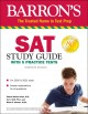Go to record Barron's SAT : study guide