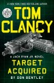Go to record Tom Clancy target acquired