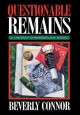 Go to record Questionable remains : a Lindsay Chamberlain novel