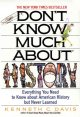 Go to record Don't know much about history : everything you need to kno...