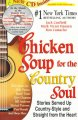 Go to record Chicken soup for the country soul : stories served up coun...