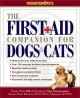 Go to record The first-aid companion for dogs & cats