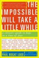Go to record The impossible will take a little while : a citizen's guid...