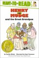 Go to record Henry and Mudge and the great grandpas : the twenty-sixth ...