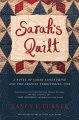 Go to record Sarah's quilt : a novel of Sarah Agnes Prine and the Arizo...