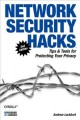 Go to record Network security hacks : [tips & tools for protecting your...