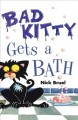 Go to record Bad kitty gets a bath