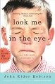 Go to record Look me in the eye : my life with Asperger's