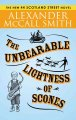 Go to record The unbearable lightness of scones [text (large print)]