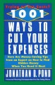 Go to record 1001 ways to cut your expenses