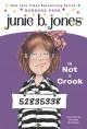 Go to record Junie B. Jones is not a crook