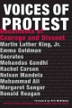 Go to record Voices of protest : documents of courage and dissent